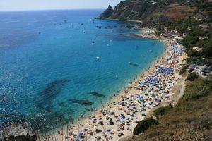 Spiaggia Grotticelle - Capo Vaticano