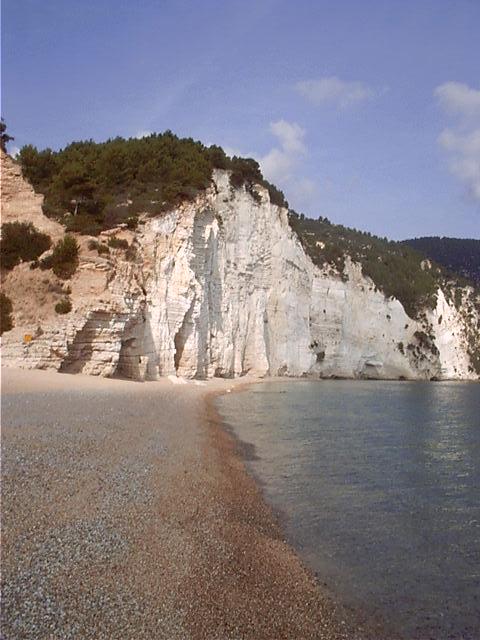 Bay of Vignanotica