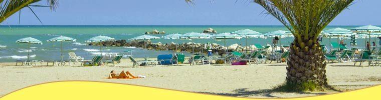 Spiaggia Grottammare - Marche