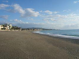 Spiaggia di Marina di Gioiosa Ionica - Calabria