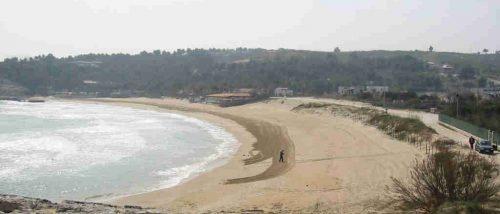 Molinella beach