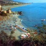 Cirella beach