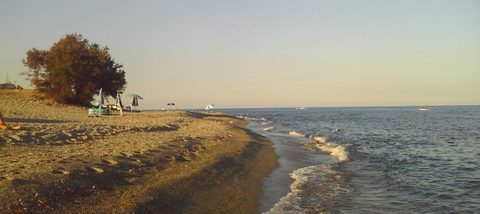 Galati beach