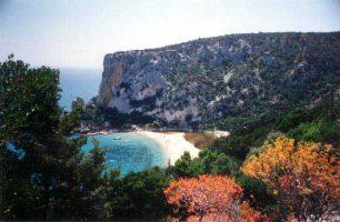 Spiaggia Cala Luna