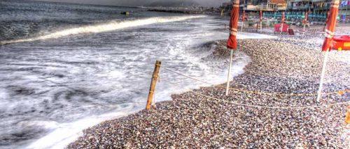 Cavi di Lavagna beach