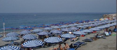 Beach of Deiva Marina