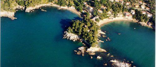 Fiascherino di Lerici beach