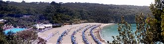 Spiaggia Lacco Ameno - Ischia