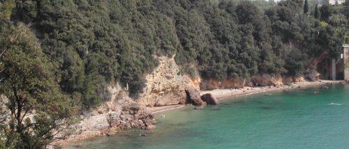 Lerici beach