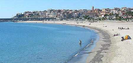 Beaches of Marina di Camerota