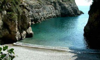 Spiaggia Marina di Crapolla
