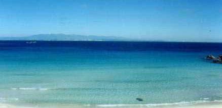 Rena Bianca beach