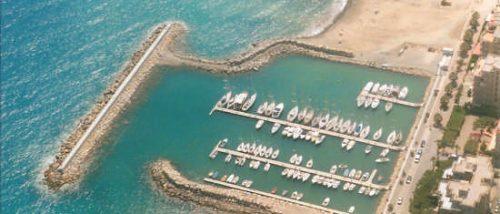 San Bartolomeo al Mare beach
