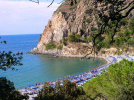 Spiaggia San Montanto - Ischia