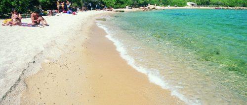 Tanca Manna beach