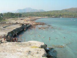Spiaggia Vulcanello