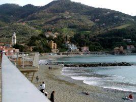 Spiaggia Torrente Ghiararo - Levanto