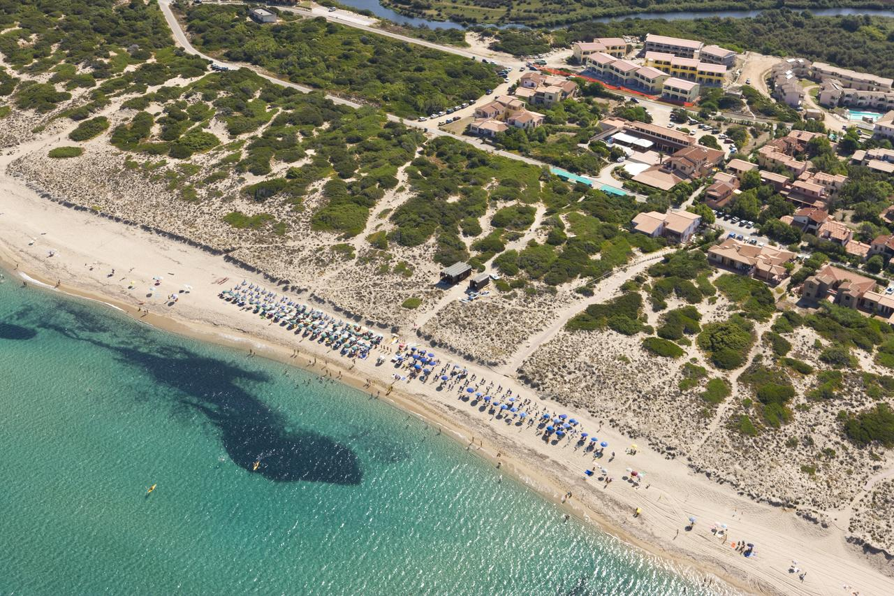 Baia delle Mimose beach