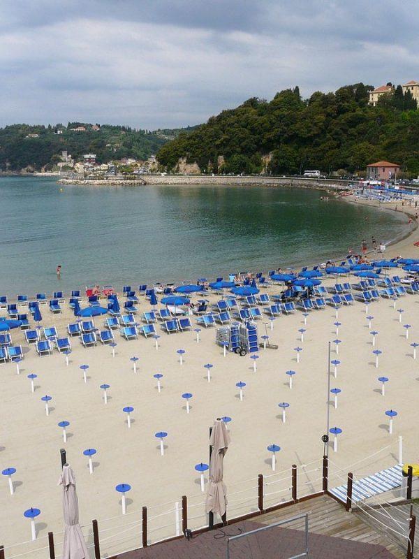 Blue Flags 2018 Liguria: beaches suitable for children?