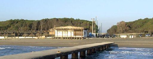 Pontile Spiaggia Varolato - Capaccio Paestum