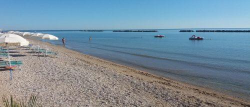 Marina Palmense beach