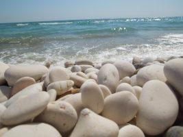 Spiaggia Bertolino - Giache Bianche - Menfi