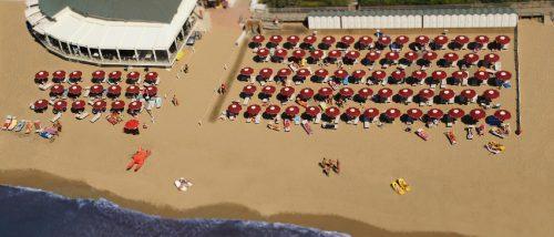 La Conchiglia beach