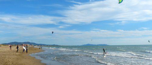 Fiumara beach