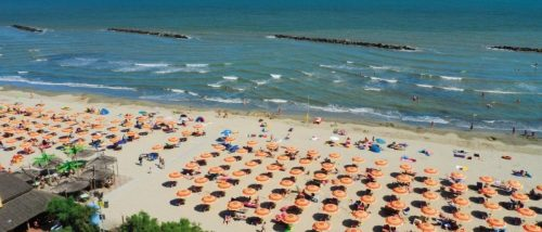 Porto Garibaldi beach