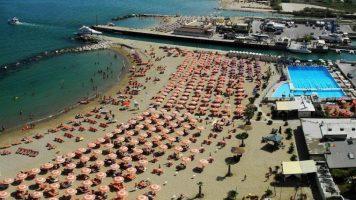 Spiaggia Portoverde - Misano Adriatico - Emilia Romagna