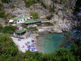 Spiaggia Recommone - Massa Lubrense - Conca del Sogno