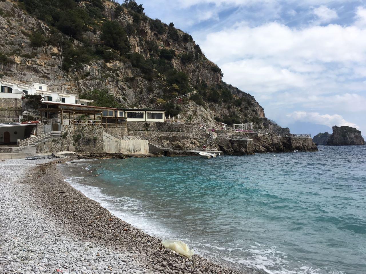 Beach of Recommone