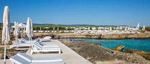 Savelletri beach
