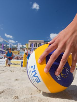 Registration open: 18th Young Volley on the beach