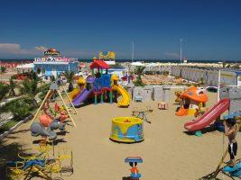 Spiaggia Rimini - Riviera romagnola - Emilia Romagna