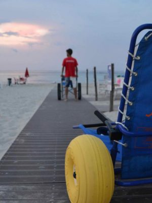 News Trovaspiagge.it: beaches accessible to the disabled
