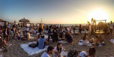 Beach Party Fregene 10 agosto 2018