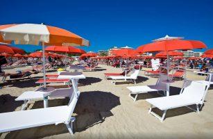 Spiaggia Cervia - Emilia Romagna