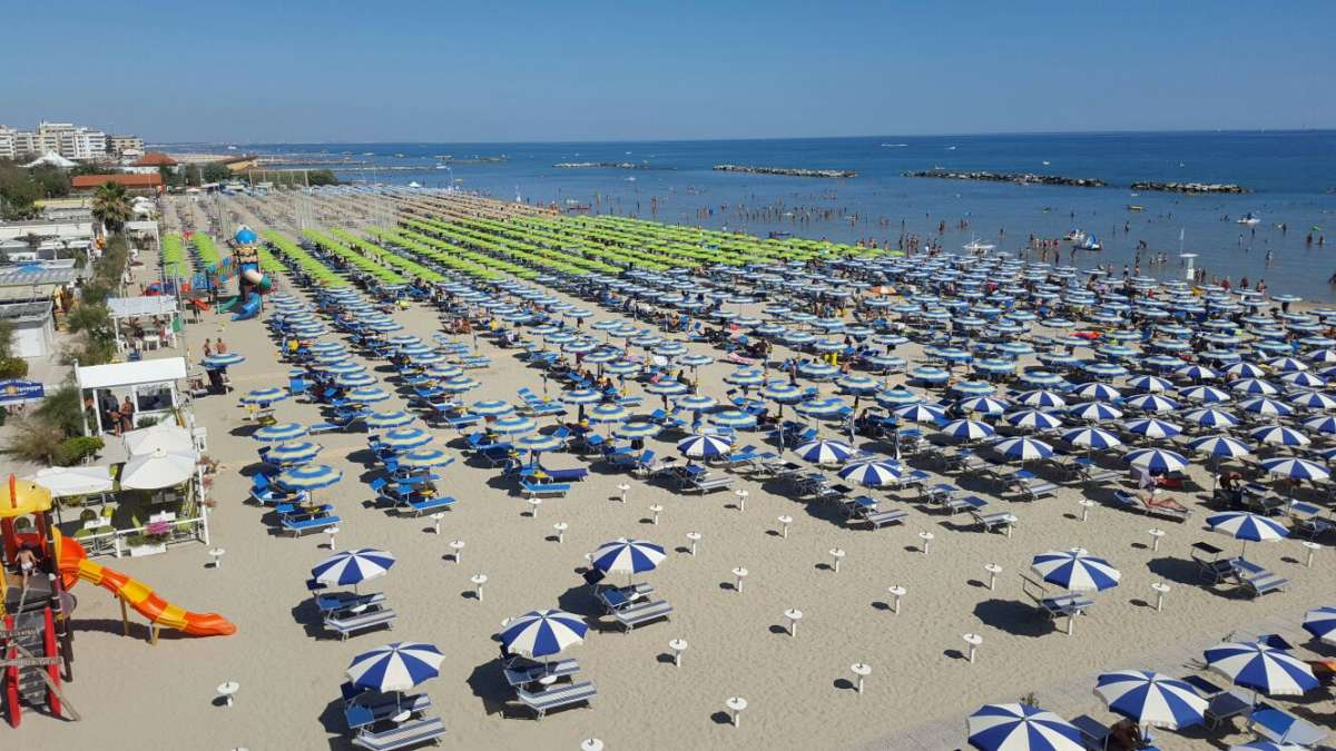 Spiaggia Comacchio