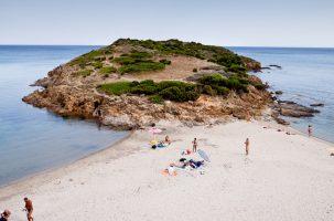 Spiagge Chia - Sardegna