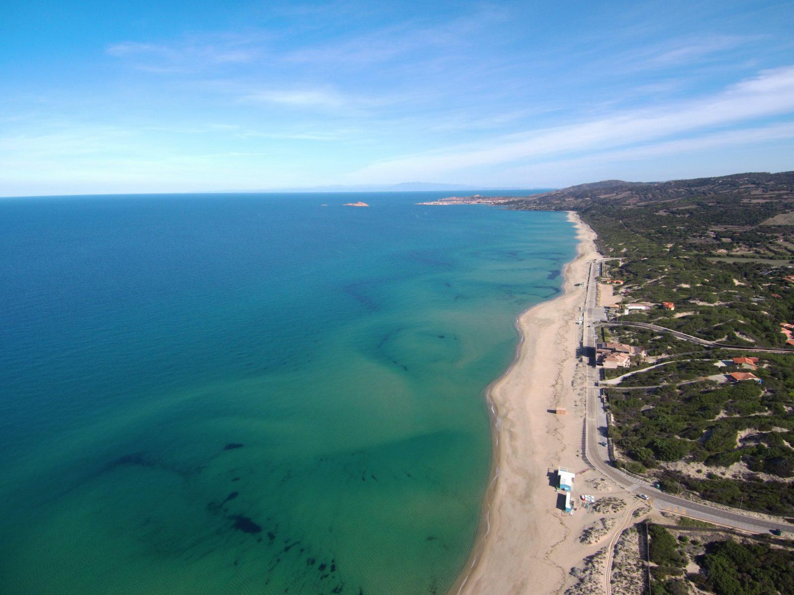 Beaches of Badesi Mare