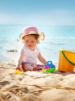 Beaches Green Flags 2019: the most suitable for families with children