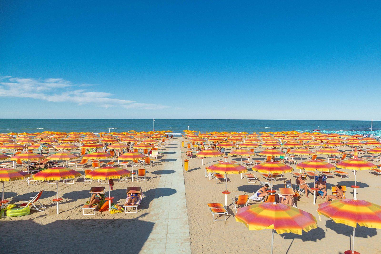 Giulianova beach