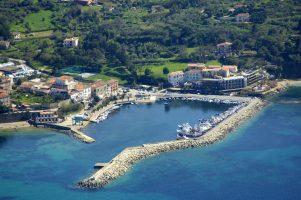 Spiagge San Marco di Castellabate, Cilento, Campania