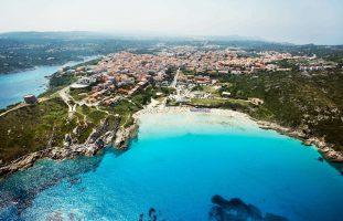 Spiagge di Santa Teresa di Gallura in Sardegna