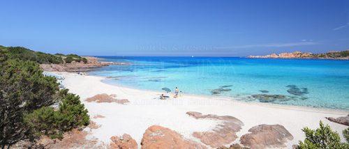 Lunga Isola Rossa Beach
