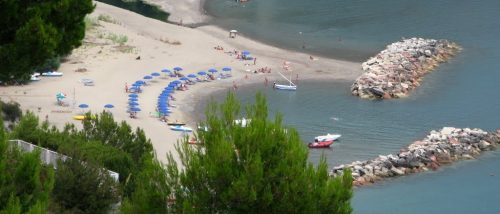 Marinella beach
