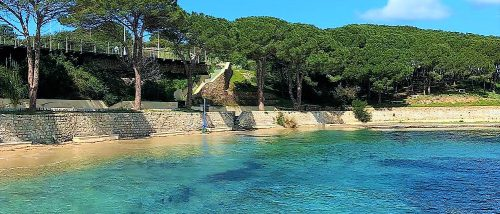 Palau Vecchio beach