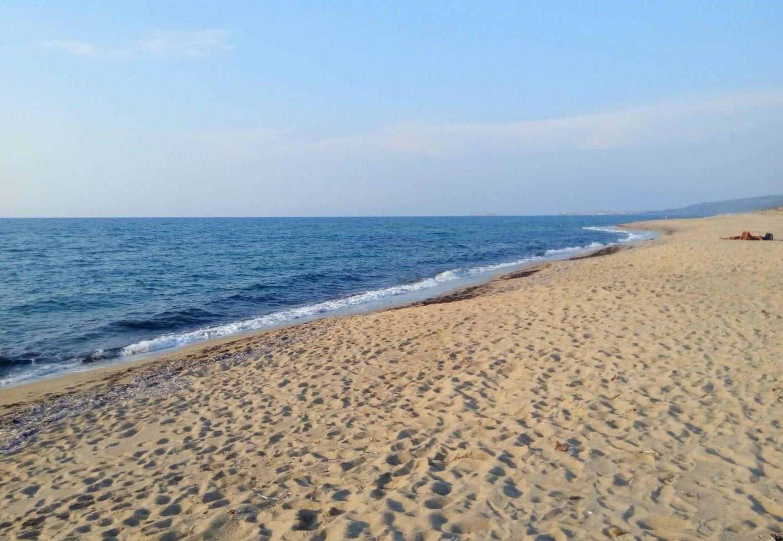 Poltu Biancu beach