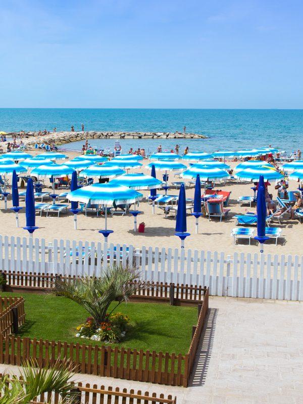 Discovering the Lazio beaches: the beaches of Anzio